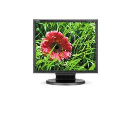 """Monitor LED 21"""" i mniejszy Nec MultiSync E171M czarny"""