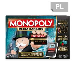 Gra planszowa / logiczna Hasbro Monopoly Ultra Banking