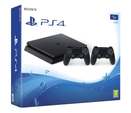 Konsola PlayStation Sony PlayStation 4 Slim 1TB + Pad