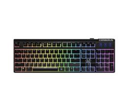 Klawiatura  przewodowa ASUS Cerberus Mechanical Keyboard (Kailh Red, RGB)
