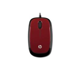 Myszka przewodowa HP X1200 (czerwona)