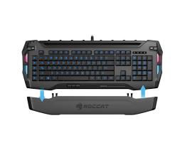 Klawiatura  przewodowa Roccat Skeltr Gaming RGB (Szara)
