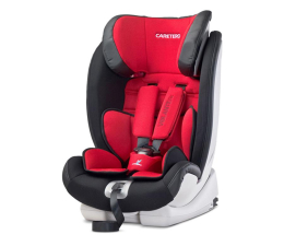 Fotelik 9-36 kg Caretero Volante Fix Red