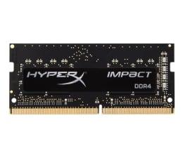 Pamięć RAM SODIMM DDR4 HyperX 8GB (1x8GB) 2400MHz CL14 Impact Black