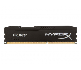 Pamięć RAM DDR3 HyperX 4GB 1600MHz Fury Black CL10