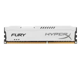 Pamięć RAM DDR3 HyperX 4GB (1x4GB) 1600MHz CL10 Fury White