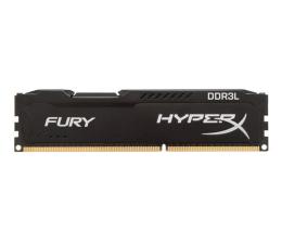 Pamięć RAM DDR3 HyperX 4GB (1x4GB) 1600MHz CL10 Fury Black