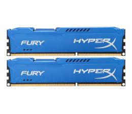 Pamięć RAM DDR3 HyperX 16GB (2x8GB) 1600MHz CL10 Fury Blue