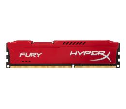 Pamięć RAM DDR3 HyperX 8GB (1x8GB) 1600MHz CL10 Fury Red