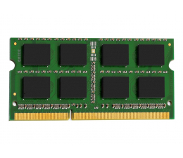Pamięć RAM SODIMM DDR3 Kingston 8GB (1x8GB) 1600MHz CL11  DDR3L