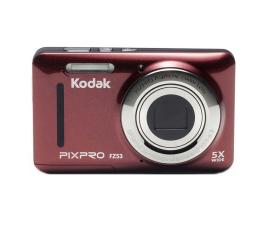 Aparat kompaktowy Kodak FZ53 czerwony