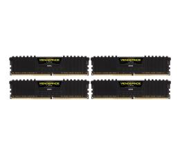 Pamięć RAM DDR4 Corsair 32GB 2666MHz Vengeance LPX Black CL16 (4x8GB)