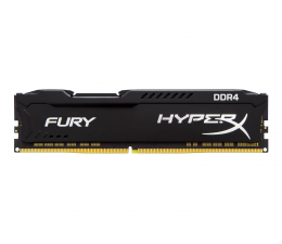 Pamięć RAM DDR4 HyperX 8GB 2400MHz Fury Black CL15