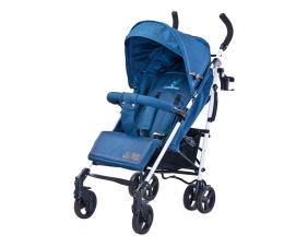 Wózek spacerowy Caretero Jeans Blue