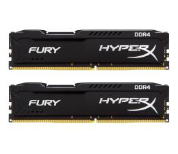 Pamięć RAM DDR4 HyperX 8GB 2666MHz Fury Black CL15 (2x4GB)