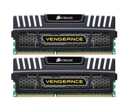 Pamięć RAM DDR3 Corsair 16GB (2x8GB) 1600MHz CL9 Vengeance XMP Black