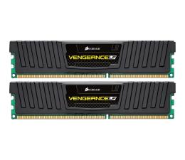 Pamięć RAM DDR3 Corsair 16GB (2x8GB) 1600MHz CL10 Vengeance LP Black