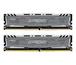Pamięć RAM DDR4 Crucial 16GB (2x8GB) 2666MHz CL16 Ballistix Sport LT