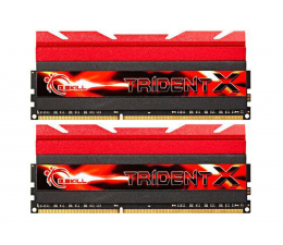 Pamięć RAM DDR3 G.SKILL 16GB 2400MHz TridentX CL10 (2x8GB)