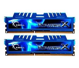 Pamięć RAM DDR3 G.SKILL 8GB 2133MHz RipjawsX CL9 (2x4GB)