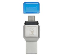Czytnik kart USB Kingston MobileLite Duo 3C (microSD, USB 3.0, USB-C)