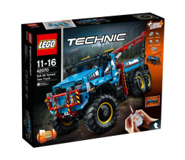 Klocki LEGO® LEGO Technic Terenowy holownik