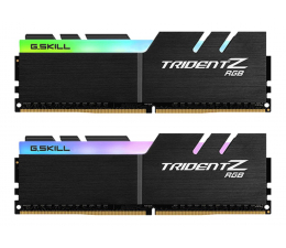 Pamięć RAM DDR4 G.SKILL 16GB (2x8GB) 2666MHz CL18 Trident Z RGB