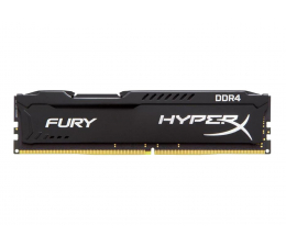 Pamięć RAM DDR4 HyperX 8GB 2666MHz HyperX FURY Black CL16