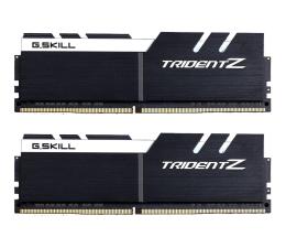 Pamięć RAM DDR4 G.SKILL 16GB (2x8GB) 3600MHz CL17  Trident Z Black