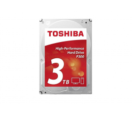 Dysk HDD Toshiba P300 3TB 7200obr. 64MB OEM