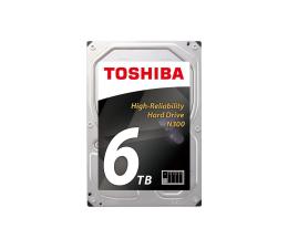 Dysk HDD Toshiba 6TB 7200obr. 128MB N300 NAS