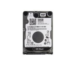 Dysk HDD WD 500GB 7200obr. 32MB BLACK