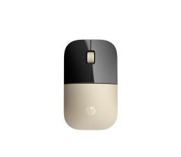 Myszka bezprzewodowa HP Z3700 Wireless Mouse (złota)