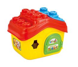 Zabawka dla małych dzieci Clementoni Clemmy Domek pełen klocków