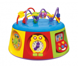 Zabawka dla małych dzieci Dumel Discovery Aktywne Pudełeczko 43000