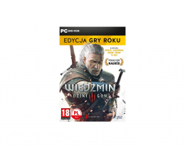 Gra na PC PC Wiedźmin 3 Edycja Gry Roku GOTY