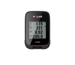 Licznik/nawigacja rowerowa Polar M460 HR czarny
