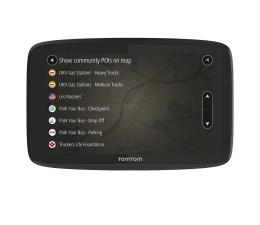 """Nawigacja samochodowa TomTom GO PROFFESIONAL 620 6"""" Europa Wi-Fi"""