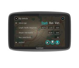 """Nawigacja samochodowa TomTom GO PROFFESIONAL 6200 6"""" Europa Wi-Fi"""