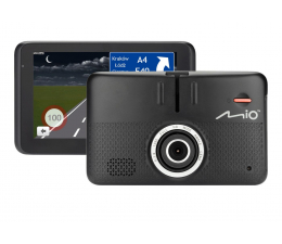 Nawigacja samochodowa Mio MiVue Drive 55 EU + wideorejestrator