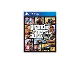 Gra na PlayStation 4 PlayStation Grand Theft Auto V (GTA V)