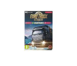 Gra na PC PC Euro Truck Simulator 2: Skandynawia