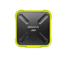 Dysk zewnętrzny SSD ADATA SD700 512GB USB 3.1 Czarno-Zółty