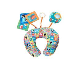 Zabawka dla małych dzieci Chicco Edukacyjna poduszka dla dziecka z zabawkami