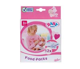 Lalka i akcesoria Zapf Creation Jedzenie dla lalki Baby Born 12 szt