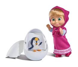 Lalka i akcesoria Simba Masza i Niedźwiedź Lalka Masza z pingwinem