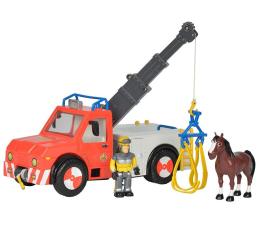 Pojazd / tor i garaż Simba Strażak Sam Pojazd Phoenix z figurką
