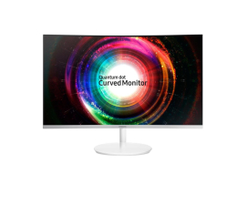 "Monitor LED 27"" Samsung C27H711QEUX Curved Quantum Dot"
