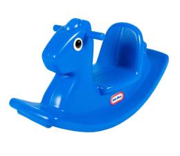Leżaczek / bujaczek Little Tikes Koń na Biegunach Niebieski