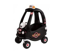 Jeździk/chodzik dla dziecka Little Tikes Jeździk Cozy Coupe taksówka czarna